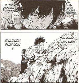 Planche du manga Ascension