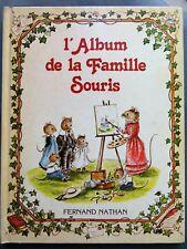 album famille souris