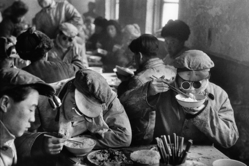 Marc_Riboud_Chine_cantine_8_Polka