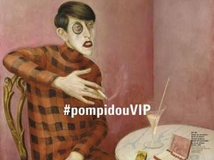 pompidou vip